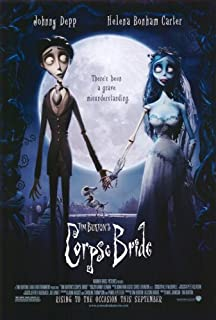 Amazon.com: CORPSE BRIDE MOVIE POSTER Misunderstanding NEW 24x36 ...