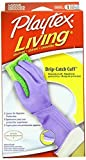 Health & Personal Care : Playtex Gloves Living Premium Protection, Large 1 Pair ( Pack of 4)