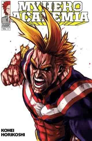 My Hero Academia, Vol. 11