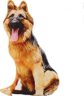 hi8 3D Almohada en Forma de Gato y un Perro - cojín de Peluche con diseño de Animales Manta Almohada Animal de Peluche…