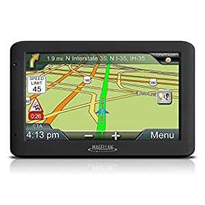 "Magellan RoadMate 5330T-LM 5"" Touchscreen Portable GPS System w/US Lifetime Map (Certified Refurbished)"