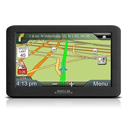 Magellan RoadMate 5330T-LM 5″ Touchscreen Portable GPS System w/US Lifetime Map (Certified Refurbished)