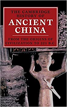 Image result for The Cambridge History of Ancient China
