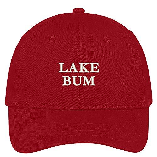 BUM Men's Baseball Cap (Red) - 8