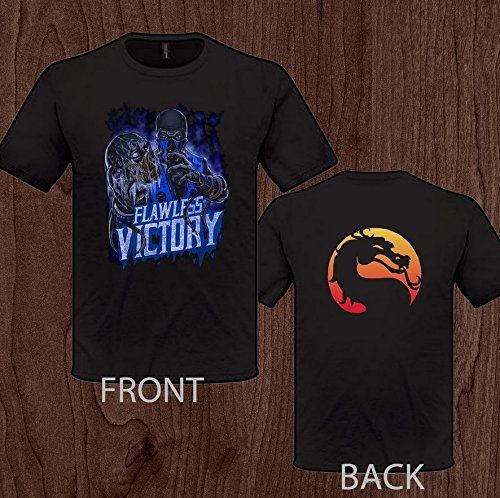 - Details about SUB ZERO Mortal Kombat X tee martial arts fighting game t-shirt S M L XL 2-3XL (Medium)