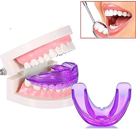 Mofun Brand New Dental Mouth Guard Bruxism Splint Night Teeth