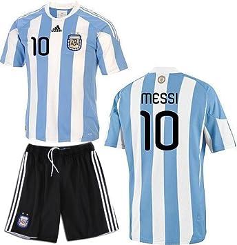 cheap for discount f8243 2adfb adidas Argentina Mini Kit MESSI #10 (24MON): Amazon.co.uk ...