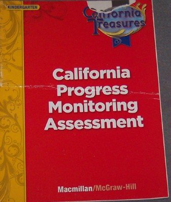 California Progress Monitoring Assessment California
