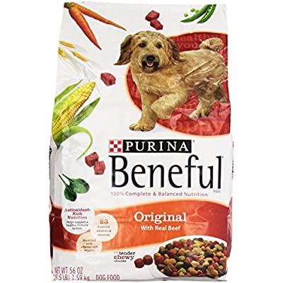 Nestle Petcare Beneful Beef Dog Food, 1 Count, One Size