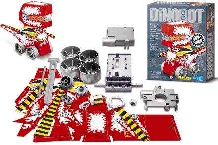 4M Kidz Labs Dinobot Robot Kit - Dinobot Kit