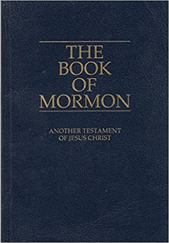 Book Of Mormon Bible