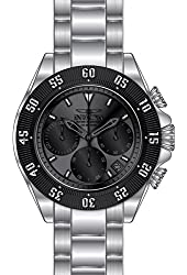 Invicta 22394 Men's Speedway Chronograph Gunmetal Dial Stainless Steel Bracelet Watch