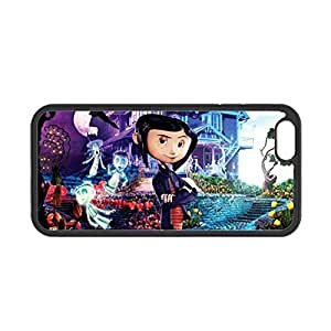 Generic Unique Back Phone Case For Kid Printing Coraline For Apple Iphone 6 Plus Choose Design 4