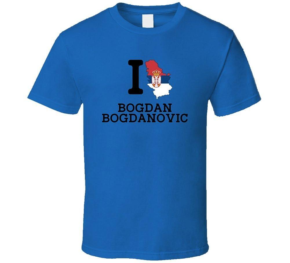 I Love Bogdan Bogdanovic Serbia Río de baloncesto Juegos Olímpicos ...
