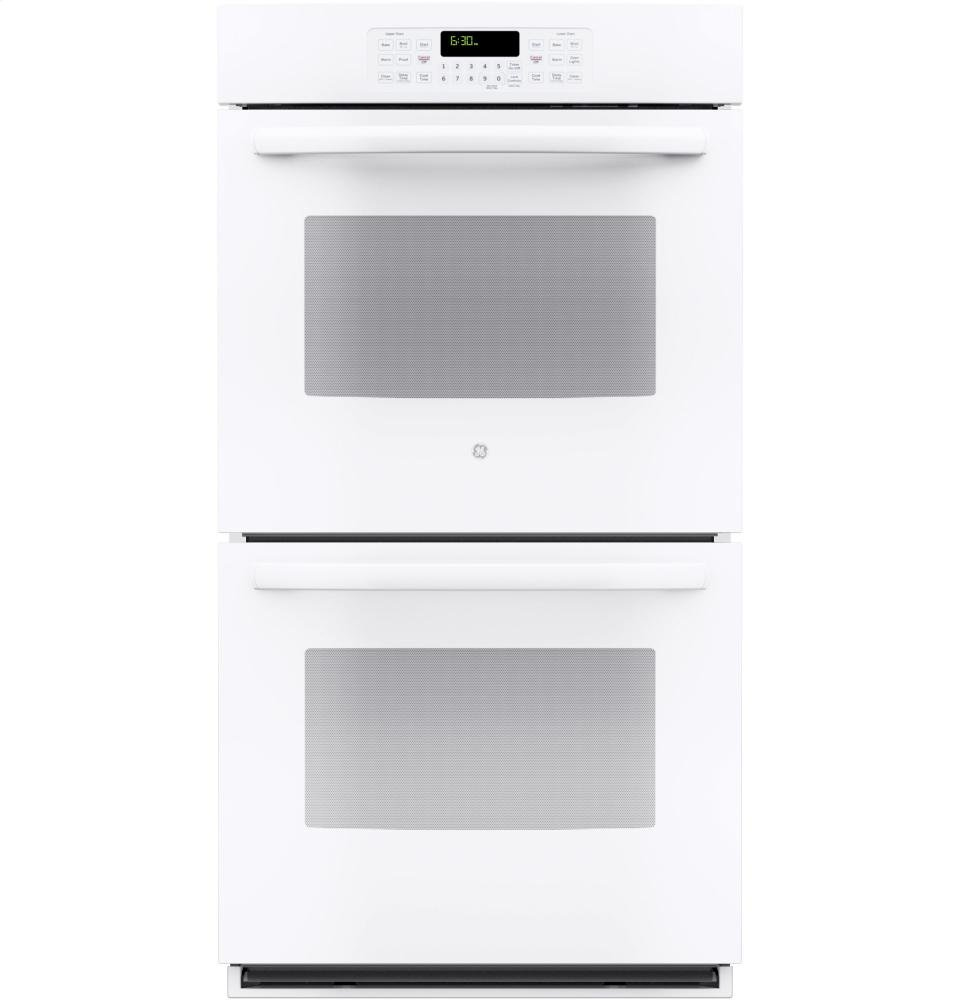 Electric Wall Oven 24 Inch Amazoncom Ge Jk3500dfww 27 White Electric Double Wall Oven