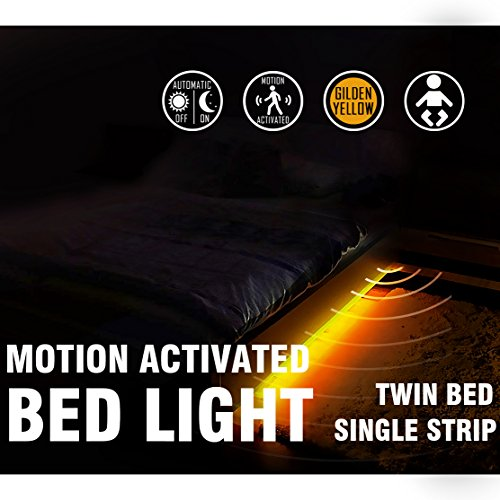 Activated Emotionlite Bedside Lighting Automatic product image