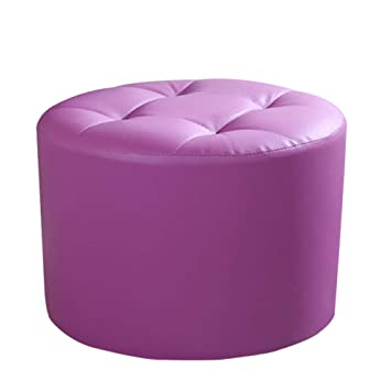 Magnificent Amazon Com Szql Pouf Footstool Tufted Faux Leather Ottoman Uwap Interior Chair Design Uwaporg