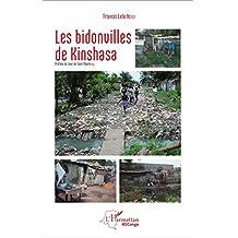 Les bidonvilles de Kinshasa (French Edition)