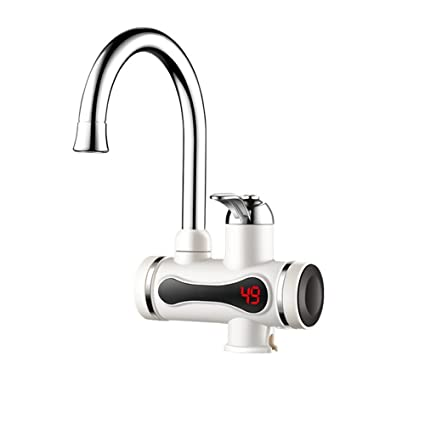 Calentador de agua electrico para lavabo