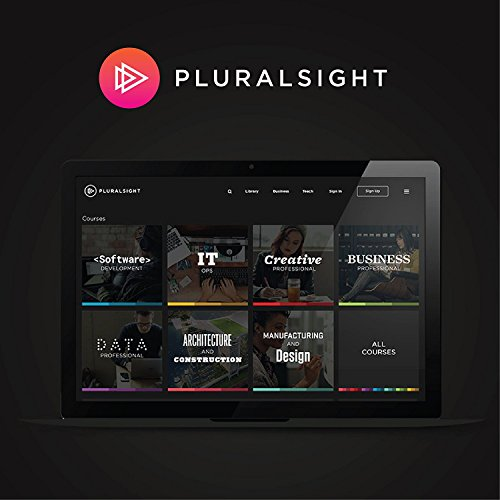 Pluralsight Individual  Monthly Subscription
