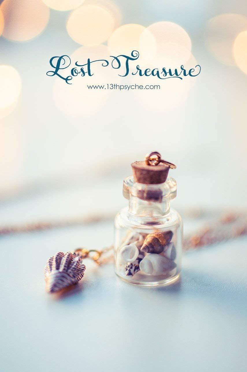 Collar de botella con conchas, colgante marino, collar conchas en botella,Joyas marinas, Collar de concha, botella de vidrio, Terrario en miniatura, ...