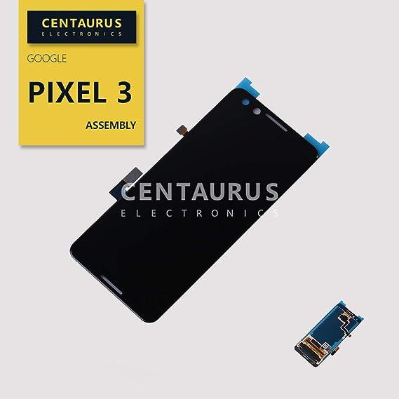 Amazon com: CENTAURUS Fit Google Pixel 3 Replacement LCD Display