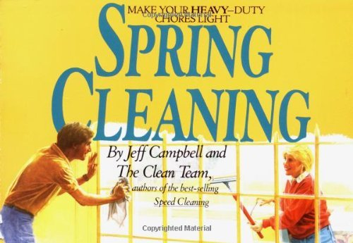 Spring Cleaning by Jeff Campbell (1989-03-04)