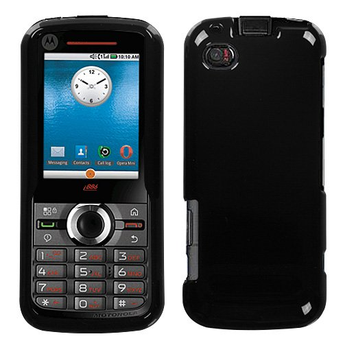 Solid Black Phone Cover Faceplate - 4