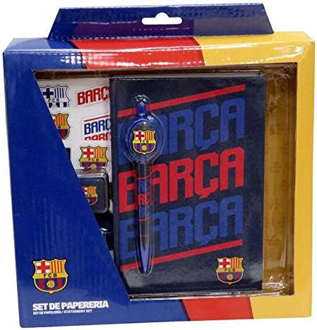 FC Barcelona Office Supplements
