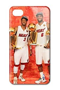 Hoot Lebron James/Dwyane Wade NBA Championship Trophy Case For Samsung Note 4 Cover Protective Case