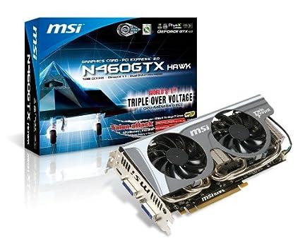 MSI GeForce GTX 460 (Fermi) 1 GB 256-bit GDDR5 PCI Express 2 0 x16 HDCP  Ready SLI Support Graphics Card N460GTX Hawk Talon Attack