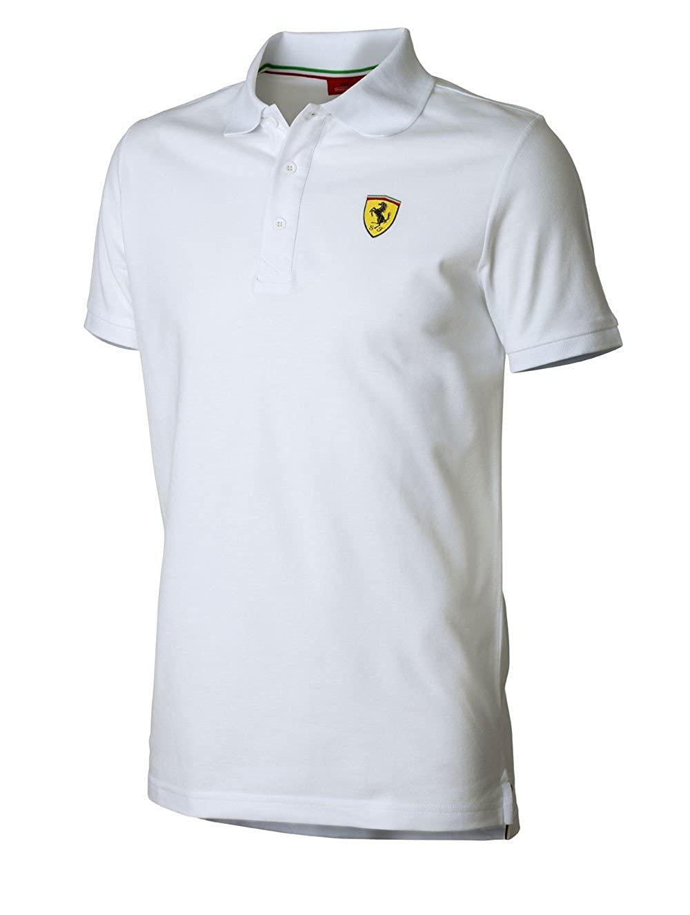 Ferrari Classic Shield Polo Shirt