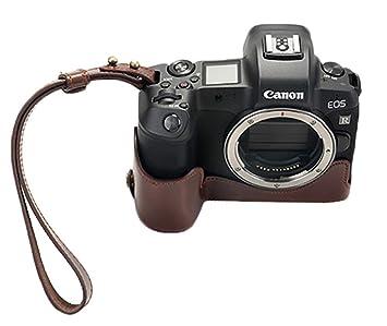 Versión de Apertura Inferior para Canon EOS R Funda Protectora de ...