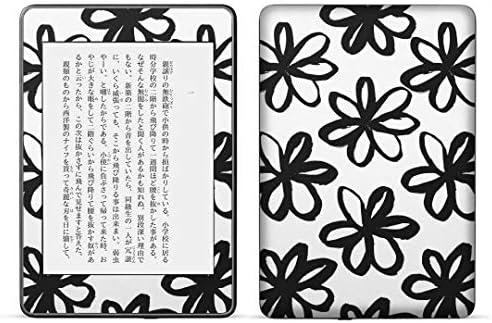 igsticker kindle paperwhite 第4世代 専用スキンシール キンドル ペーパーホワイト タブレット 電子書籍 裏表2枚セット カバー 保護 フィルム ステッカー 050774