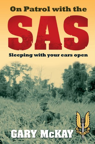 1741752884 - Gary McKay: Sleeping With Your Ears Open: On Patrol With the Australian Sas - Book