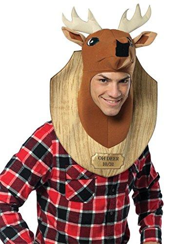 Rasta Imposta Trophy Head Deer, Brown,