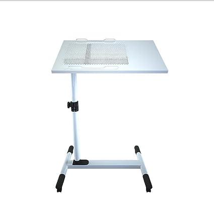 Amazon Com Gfl Stainless Steel Computer Desk Mobile Desks Simple