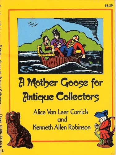 - A Mother Goose for Antique Collectors