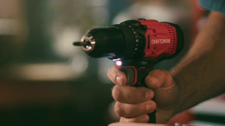 Save $28 on a CRAFTSMAN cordless drill