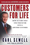 Customers for Life: How to Turn That One-Time Buyer Into a Lifetime Customer by Carl Sewell (2002-11-19)