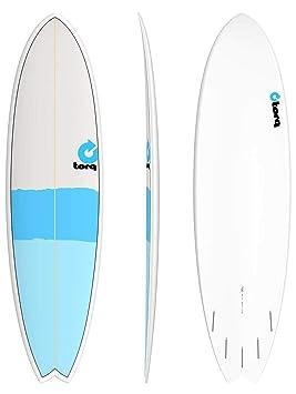 Tabla de Surf Torq Tet 7.2 Fish New Classic