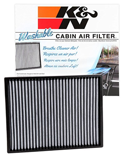 VF3001 K&N CABIN AIR FILTER (Cabin Air Filters):