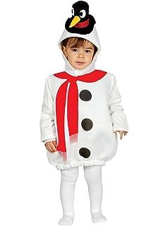 Disfraz de Muñeco de Nieve para bebé