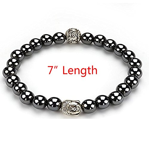Magnetic Gemstone Hematite Bracelets Bracelet