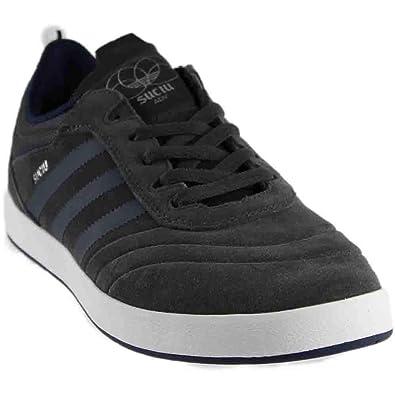 adidas Mens Suciu Adv Casual Athletic   Sneakers Grey 9faf9b392