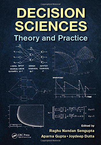 Decision Sciences: Theory and Practice (Method Analysis In Production And Operation Management)
