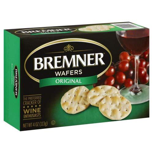 Bremner Wafers Original Box 4.0 OZ (Pack of 3)