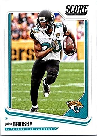 2018 Score #149 Jalen Ramsey Jacksonville Jaguars Football Card