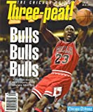 Chicago Bulls Three-Peat, Chicago Tribune Staff, 1569430349