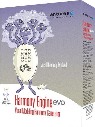 Antares Audio Harmony Engine Evo Audio Plug-in Antares Audio Technologies